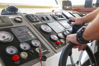 Support vessels management