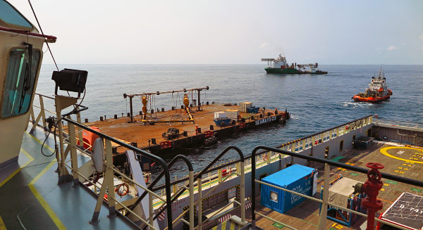STAPEM Offshore - Sustainable services