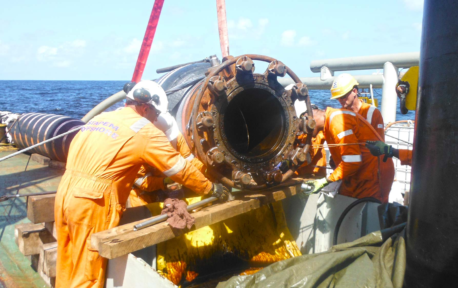 Offshore Marine Service Association