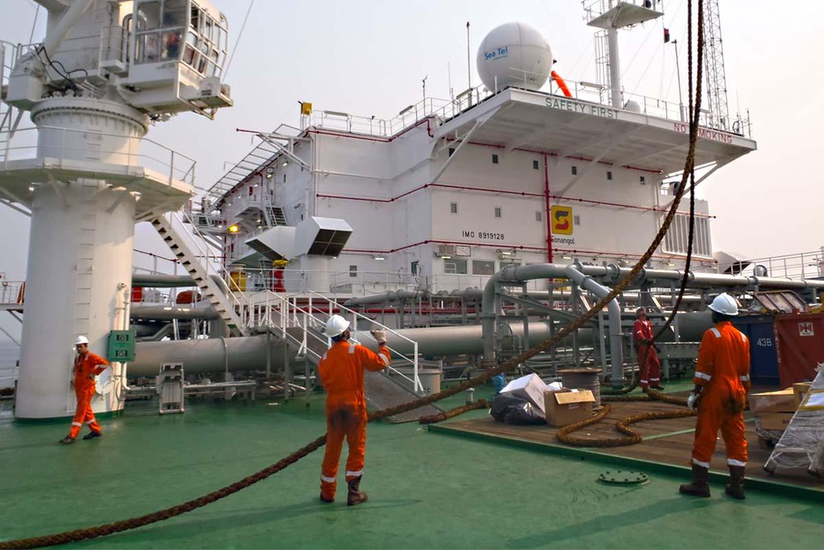 Marine Maintenance Stapem Offshore