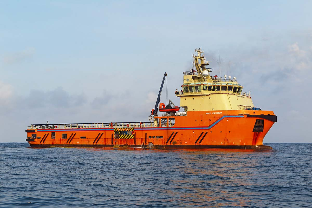 Support Vessels Management Stapem Offshore