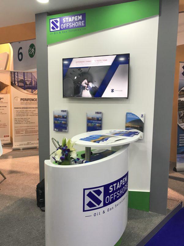 Meet us at ADIPEC in Abu Dhabi (UAE) - STAPEM Offshore