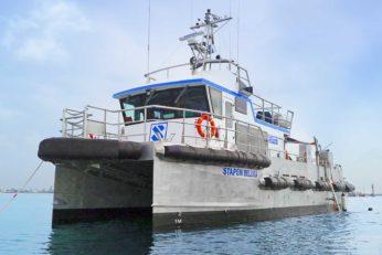 STAPEM Beluga - Luanda bay